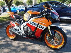 Honda CBR1000 RR Repsol
