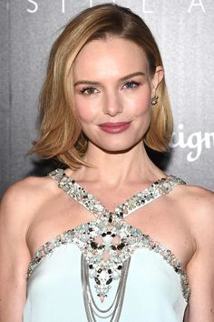 This season is all about the lob, otherwise known as the long bob. The sleek shoulder-length style has been spotted on a host of stars, including Kate Bosworth, who debuted the sophisticated look on her Instagram before showing it off on the red carpet in New York. Getty Images   - HarpersBAZAAR.co.uk