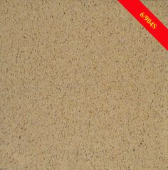 The 6/904S tile has a mild yellow color and it comes in dimensions of 333x333x15 mm.