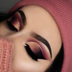 In order to transform your eyes and increase your good looks, using the very best eye make-up techniques will help. You need to make certain you put on make-up that makes you look even more beautiful than you are already. Makeup Eye Looks, Eye Makeup Tips, Cute Makeup, Gorgeous Makeup, Makeup Goals, Makeup Inspo, Makeup Art, Lip Makeup, Makeup Ideas