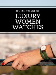 Make your watch match your dress! Find the bracelet and the case among the black one, the rose gold or the silver. So many combinations It's Time To Change, Classy, Watches, Elegant, Luxury, How To Make, Women, Chic, Women's