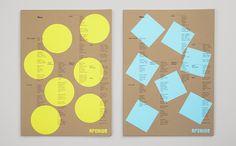 Visual identity for kitchen and homeware business Archive by Bob Design. Menu Design, Design Art, Print Design, Logo Design, Grid Layouts, Typography Logo, Logos, Visual Identity, Corporate Identity
