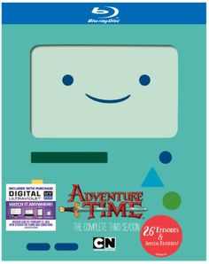 Adventure Time: Season 3 [Blu-ray] TURNER HM ENTERTAINM https://smile.amazon.com/dp/B00GOFVED2/ref=cm_sw_r_pi_dp_x_jdriybTWP6DKJ