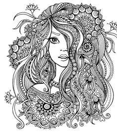 Fairy Land Coloring Book : Mariola Budek