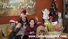 Luisa Alexandra: ✭ Boas Festas e um Santo Natal! ✭