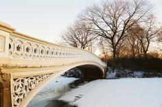 Rainbow Bridge, Central Park, New York City www.sunipix.com (Image ID:4-011)