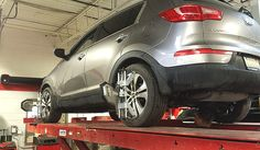 Proper wheel alignment means that the wheels are both perpendicular to the ground and parallel to each other. Does my car need an alignment? Car Wheel Alignment, Vroom Vroom, Tips, Counseling
