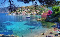 Kelafonia Island, Greece..........natural beauty breeds......
