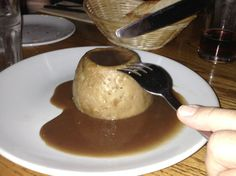 Steak and kidney pie: Peter Sagal sends this disgusting dispatch from a family vacation in London.