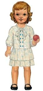 Apple-picking Dress Sewing Pattern | Sewing Pattern Shop | Oliver + S