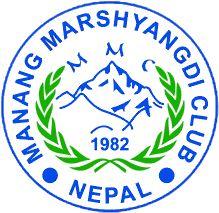 1982, Manang Marshyangdi Club (Nepal) #ManangMarshyangdiClub #Nepal (L12434) Fifa, Nepal, Football Team, Soccer Teams, Sports Clubs, Team Logo, Badge, Seals, Monogram Tote