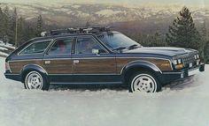 1985 AMC Eagle Station Wagon