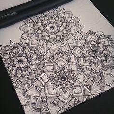 Drawing journal, drawing sketches, my drawings, mandala pattern, mandal Doodle Art Drawing, Mandalas Drawing, Zentangle Drawings, Mandala Painting, Abstract Drawings, Cool Art Drawings, Zentangles, Drawing Sketches, Urban Threads