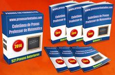 Coletânea de Provas para Concurso- Professor de Matematica
