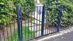 2-Rail Aluminum Pool Fence