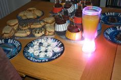 Caroline Makes....: Doctor Who Party Food - Recipes