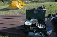 My Favorite Gear: Coleman Dual Fuel Camp Stove | Field & Stream
