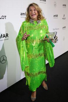 Marta Marzotto Photos: amfAR Milano 2013 Gala Event - Arrivals