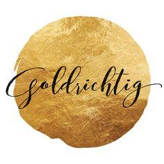 Goldrichtig