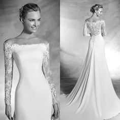 Absolutely breathtaking by Pronovias. Call to schedule a bridal ap… Hochzeitskleid 2019 Hochzeitskleid 2019 Absolutely breathtaking by Pronovias. Western Wedding Dresses, Dream Wedding Dresses, Bridal Dresses, Bella Swan Wedding Dress, Wedding Looks, The Dress, Beautiful Dresses, Marie, Ball Gowns