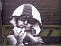 Photo Realism by Graffiti Artist 'TRANS'