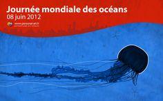 Journée mondiale des Océans  8 juin 2012  par www.personal-art.fr