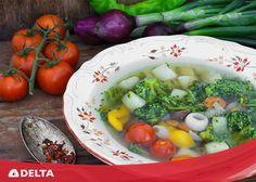 Kış aylarının en sevilen yemeklerini lezzetli bir şekilde misafirlerinize sunabiliriz. Tarladan Delta'ya, Delta'dan mutfağınıza. #delta #sogutma
