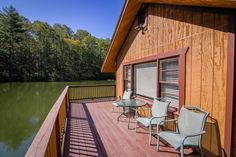 This beautiful small cozy cabin is the perfect place to relax. A perfect place for a honeymoon or couple. Built over a small lake with a paddle boat, john boat and canoe. Helen Ga Cabins, John Boats, Paddle Boat, Small Lake, Motor Yacht, Cozy Cabin, Cabin Rentals, Canoe, Perfect Place