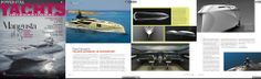 Yachts International February 2013, 3 Page Spread