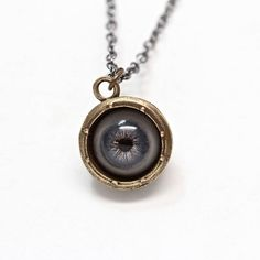 Freaky steampunk Evil Eye Portal by Blue Bayer