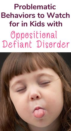 ODD in children: defiant behavior to watch for. Parenting defiant children can become manageable by identifying these behaviors early. ODD disorder tips, oppositional defiant disorder management help for parents - Education and lifestyle Parenting Classes, Parenting Toddlers, Parenting Styles, Parenting Advice, Parenting Quotes, Funny Parenting, Step Parenting, Peaceful Parenting, Gentle Parenting