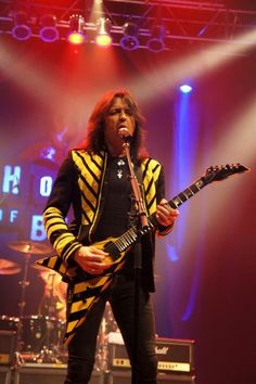 "Michael Sweet ""Stryper"""