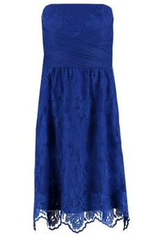 Vestito elegante - electric blue