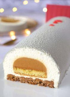 Fancy Desserts, Delicious Desserts, Dessert Recipes, Creative Cake Decorating, Creative Cakes, Christmas Cooking, Christmas Desserts, Christmas Cakes, Bolo Original