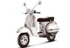 Special edition Vespa PX 150 celebrates Italy's 150th anniversary