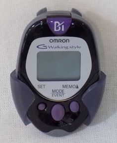 Omron HJ-720ITFFP Pocket Pedometer with Health Management Software * You can get…
