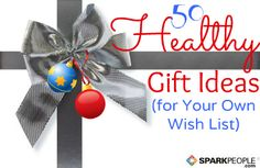 @SparkPeople's Healthy Holiday Gift Guide | #fitness #nutrition #food #wellness
