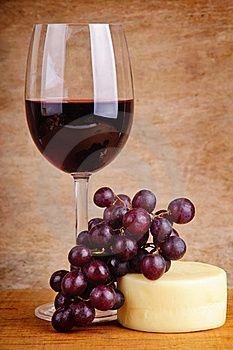 vino wine - still life