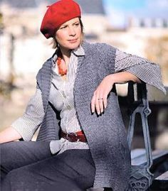 Knitting Patterns For Waistcoats Free : 1000+ images about Knitting Patterns and Projects on ...