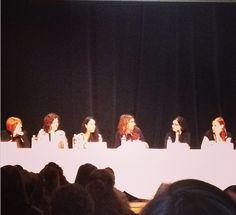 Brave New Teen panel!! #yallfest - via jbrockie23
