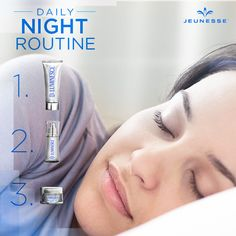 The #LUMINESCE™ skin care products are designed to work together synergistically. To benefit from a truly effective youth-enhancing skin care program, be sure to use the entire line of LUMINESCE™ products daily. #jeunesse #luminesce #stemcell #antiaging #jeunesseglobal #generationyoung #redefiningyouth