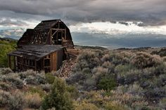 The 14 Most Insane Abandoned Places in California Chemung Mine Humboldt-Toiyabe National Forest