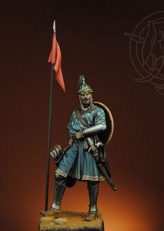 TURCOMAN Cavalryman, mid – 15th C.