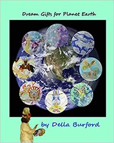 The Sacred White Animals share with us about our connections to the elements. This book was developed from Della Burford's dreams. Planet Earth, Illustrators, Planets, This Is Us, This Book, Dreams, Artist, Books, Kids