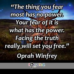 """Like, Type """"yes"""" or share if you agree. #quote #inspire #motivate #inspiration #motivation #lifequotes #quotes #youareincontrol #sotrue #keepgoing #wisdom #focusfied #perspective #persevere #youdecide #fear #oprahwinfrey #oprah #understandfear #truth"""