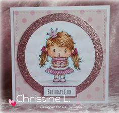 Handmade by Christine: Fit for a Princess........