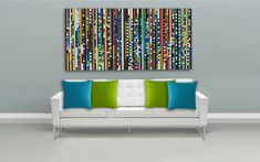 Wood Wall ArtAbstract PaintingModernLarge by RusticModernDesigns Large Wood Wall Art, Reclaimed Wood Wall Art, Tree Wall Art, Wood Art, Painting On Wood, Painting Abstract, Grand Art Mural, Rustic Wood Decor, Wood Sculpture