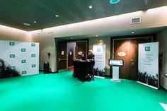 TD Green Room: TD hosted its Green Room for nominees and music-industry members inside the Lord Elgin Hotel. Diamond Integrated Marketing produced the event.