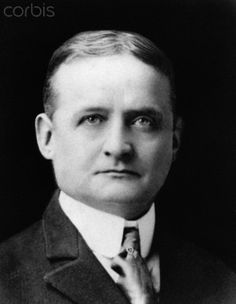 """John Francis """"Honey Fitz"""" Fitzgerald, maternal grandfather of President John F. Kennedy, and father of Rose Fitzgerald Kennedy."""