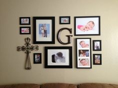 photo frame collage set | ... 2013. Decoration, Beautiful Wall ...